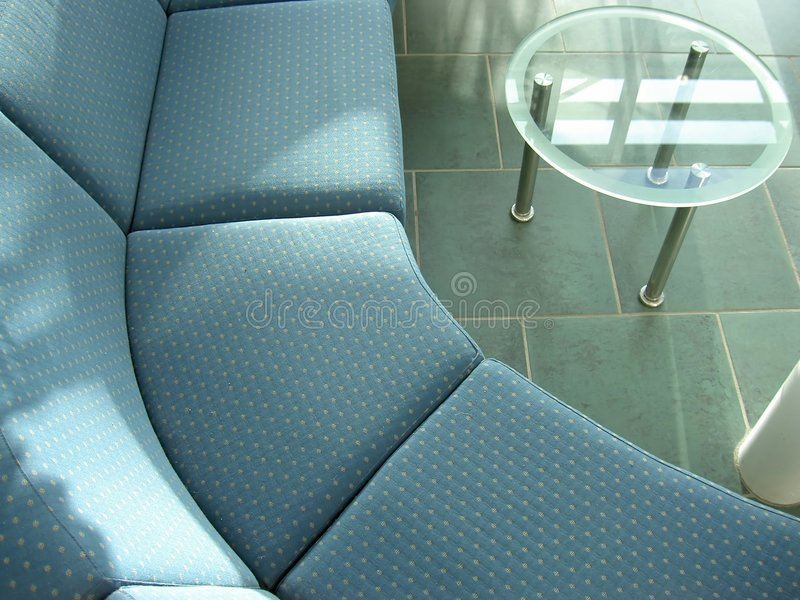 Office seating royalty free stock photo