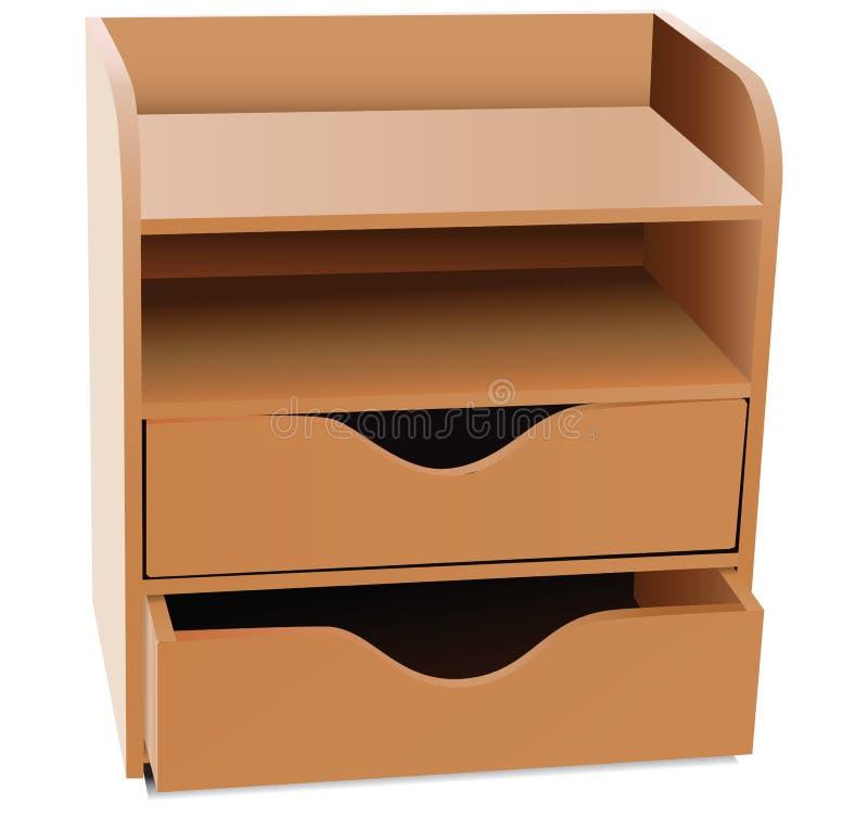 Download Office Shelves Organizer Stock Vector. Illustration Of Office    35167794