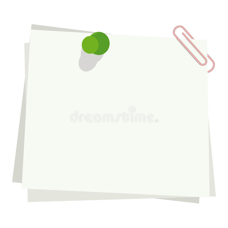 Download Office Slip Stock Image - Image: 15671631
