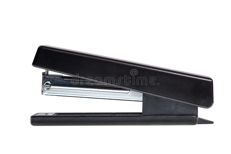Download Office stapler stock image. Image of metal, staples, single - 27571763