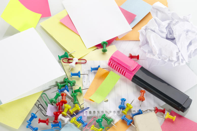 Download Office supplies stock photo. Image of work, office, post - 16413000