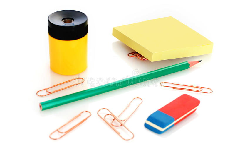 Download Office supplies stock photo. Image of business, notes - 19689448
