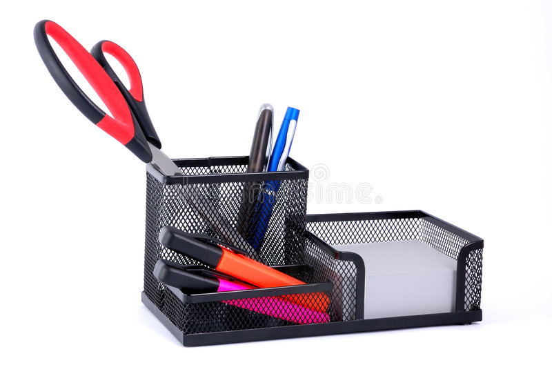 Download Office supplies stock photo. Image of tool, highlighter - 5128650