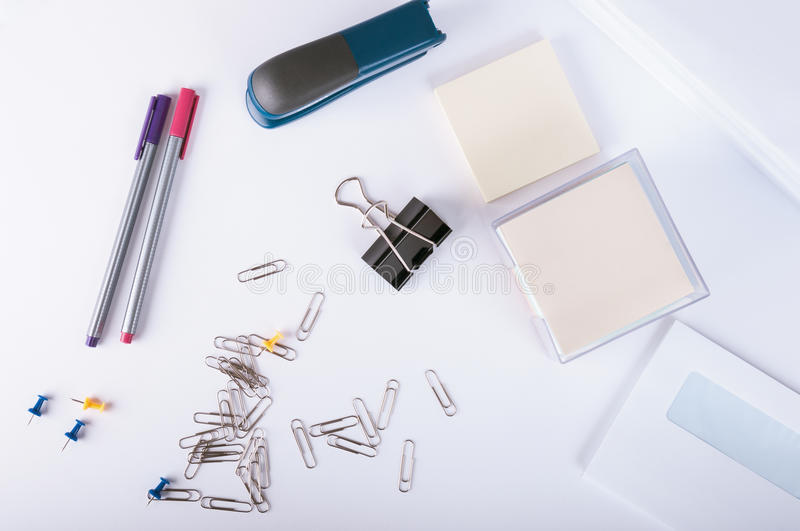 Download Office supplies stock image. Image of write, assortment - 38323933