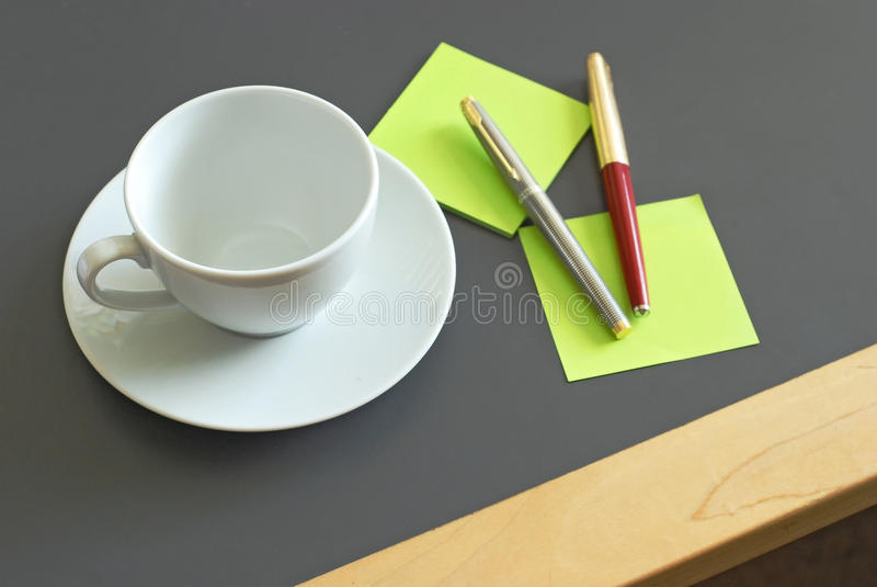 Download Office table stock photo. Image of background, drink - 10387574