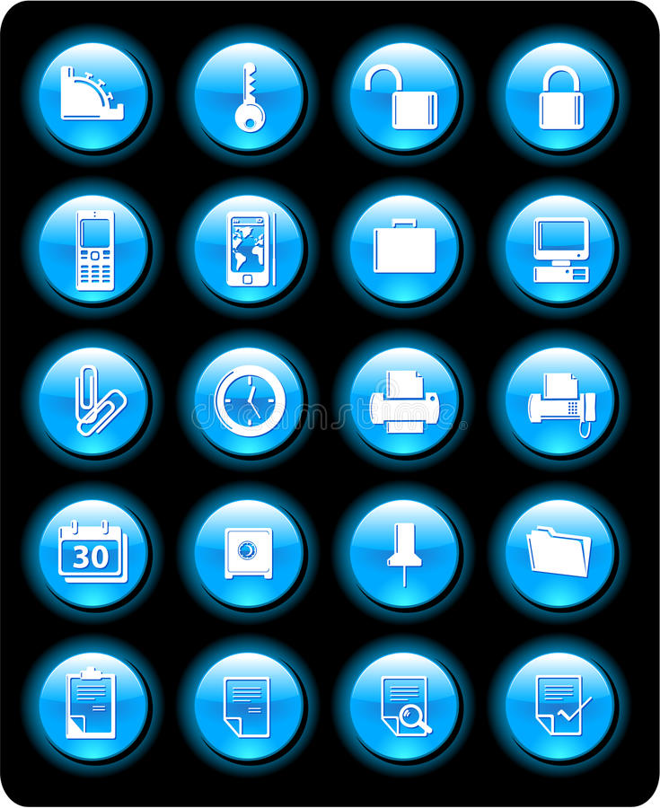 Download Office Tools Stock Photography - Image: 12630402
