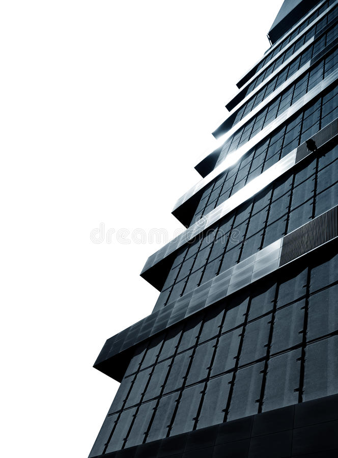 Office Tower royalty free stock photos