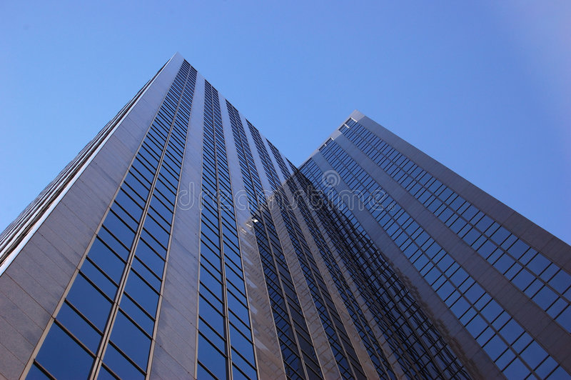 Office Tower royalty free stock image