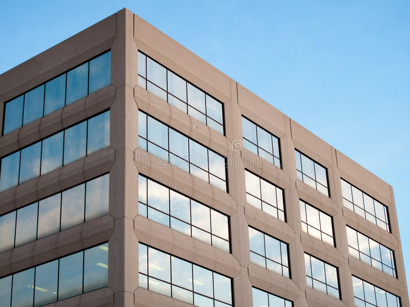 Download Office tower stock image. Image of tower, reflection, city - 7972391