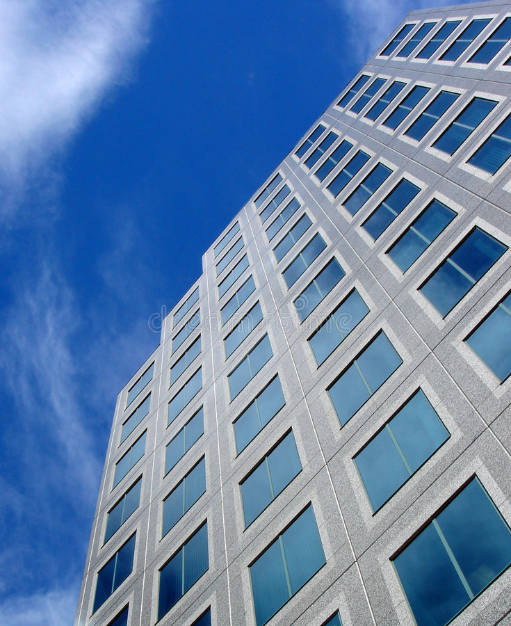 Download Office tower1 stock image. Image of glass, exterior, commerce - 217141
