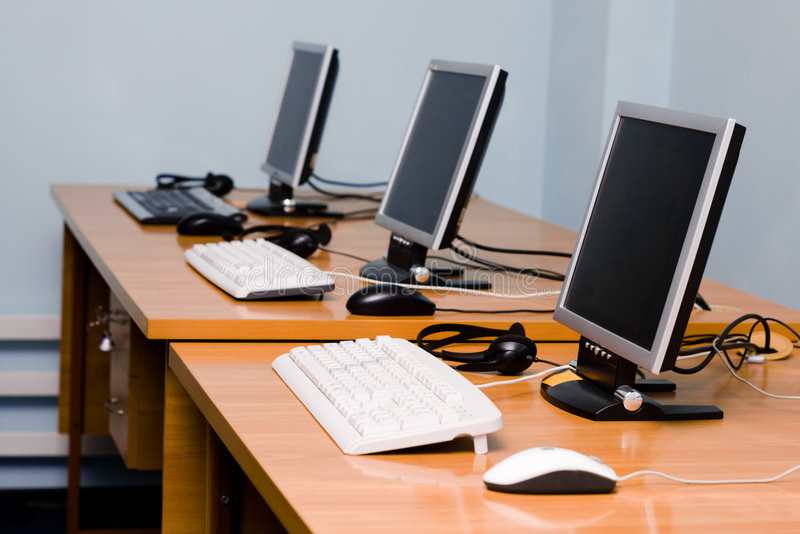 Download Office Or Training Centre Interior Stock Photo - Image: 8078898