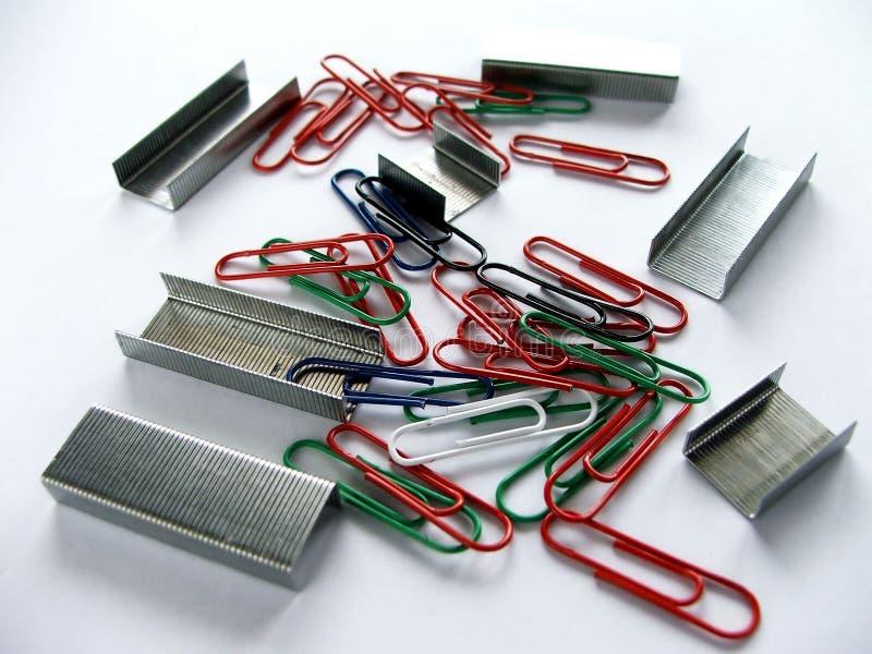 Office utensil royalty free stock images