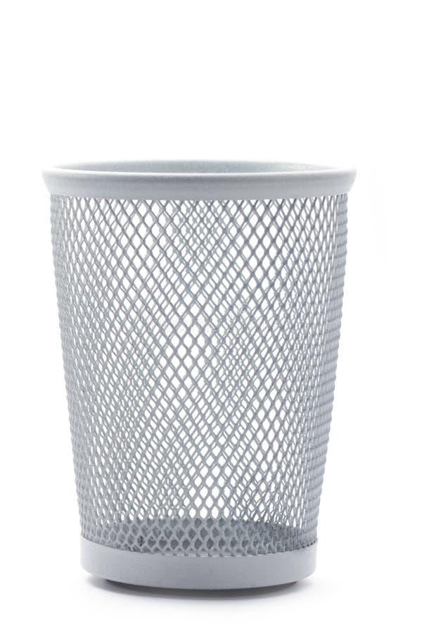 Office Wastepaper Basket Royalty Free Stock Image