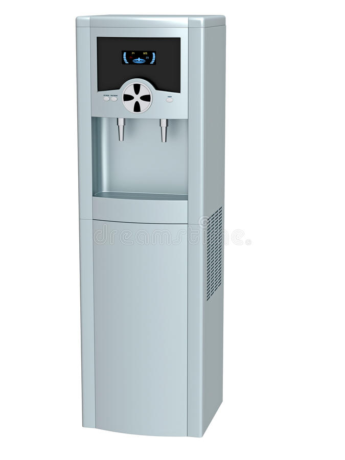 Download Office Water Cooler stock illustration. Image of healthy - 21898727