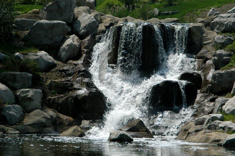 Office Waterfall stock photos