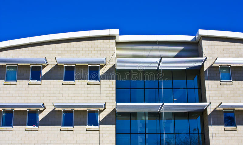 Download Modern office windows stock photo. Image of structure - 19036484