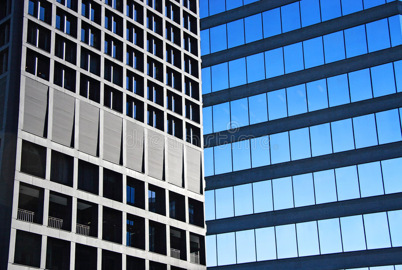Download Office Windows stock image. Image of details, modern, wall - 522213