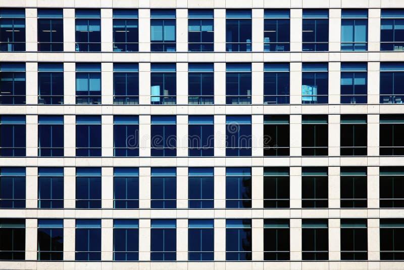 Office Windows Royalty Free Stock Photo