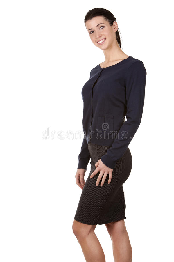 Download Office woman stock photo. Image of posing, background - 29040066