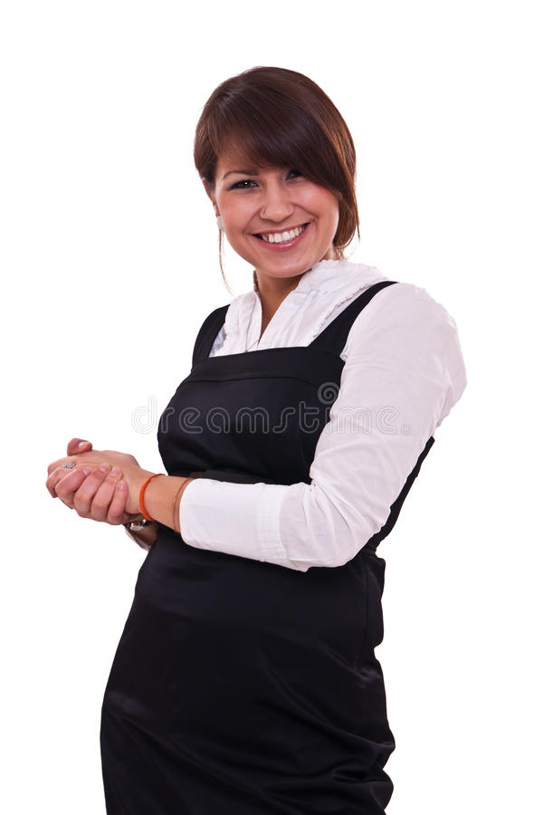 Download Office woman in studdio stock photo. Image of caucasian - 13284778