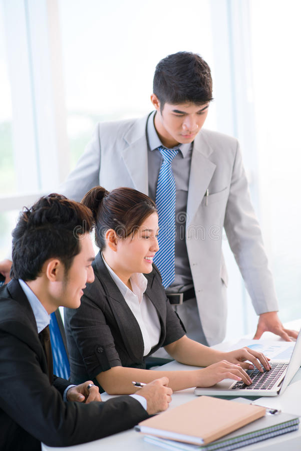 Download Office Work Stock Photography - Image: 27434652