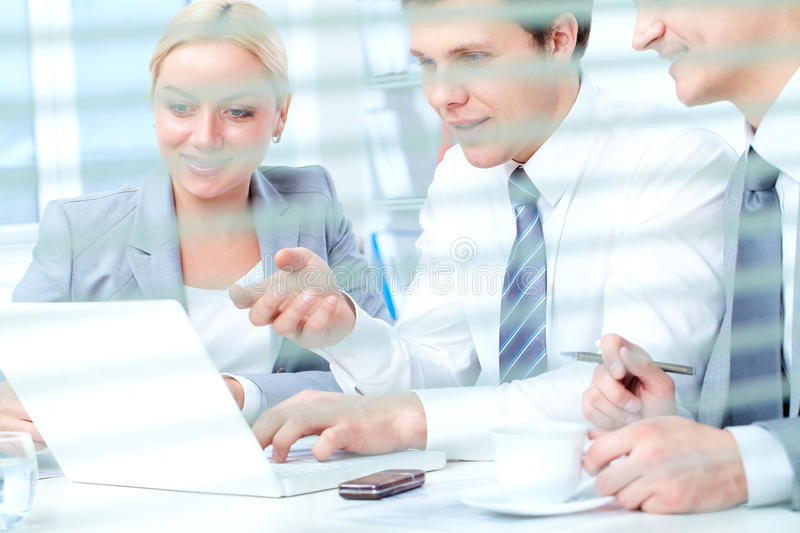 Download Office work stock image. Image of corporate, handsome - 33382581