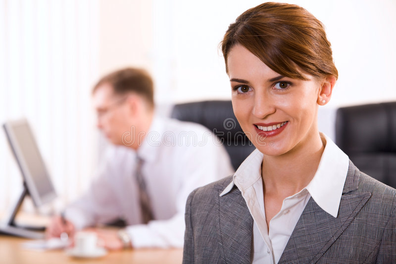Download Office worker stock photo. Image of aspiration, occupation - 2675858