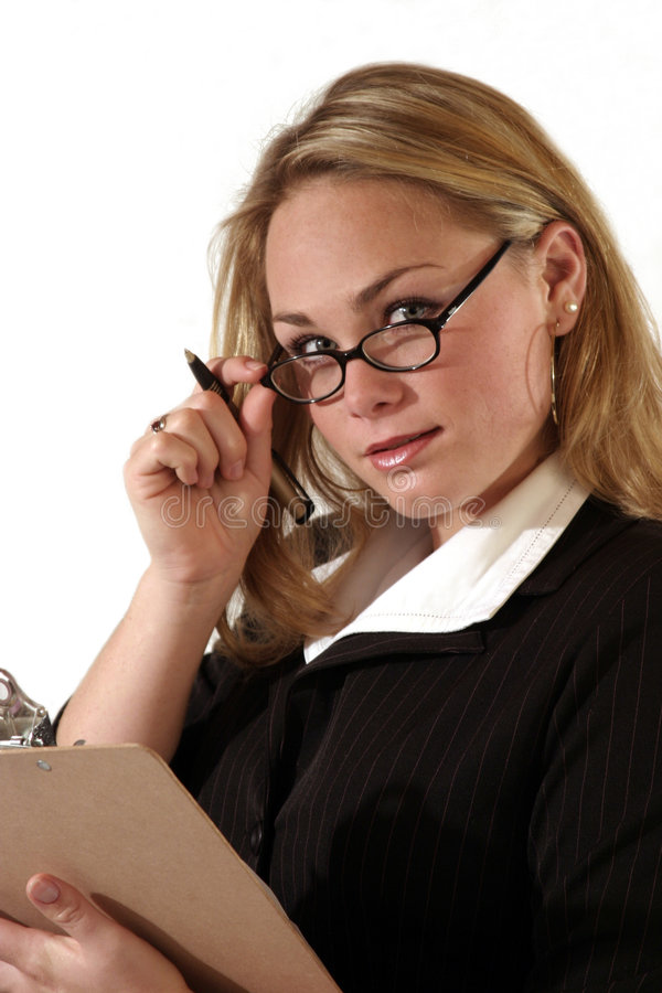 Office Worker. stock photos
