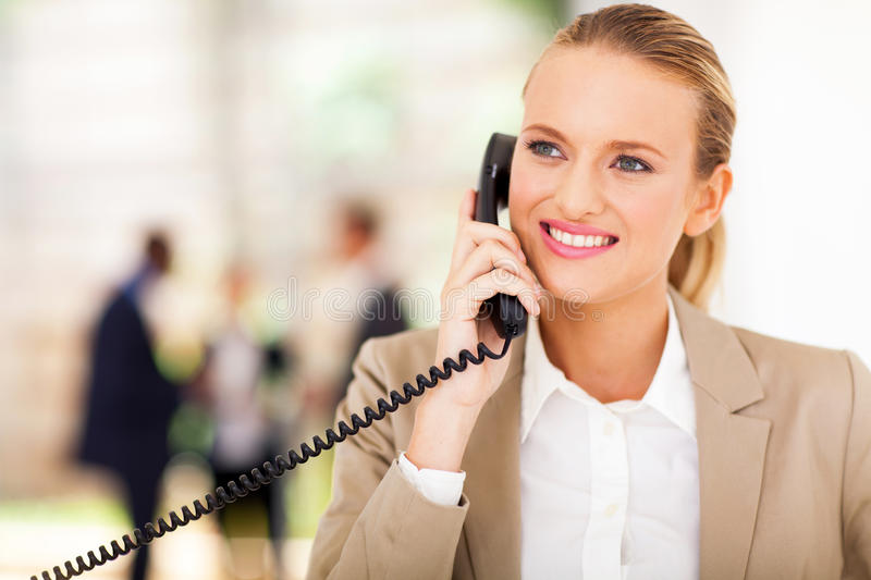 Download Office worker phone stock image. Image of group, beautiful - 29146977