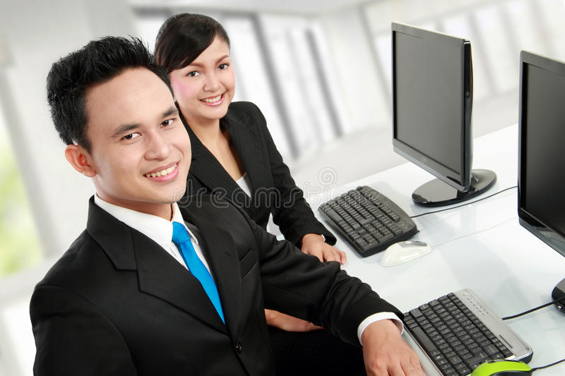 Download Office Worker Working Royalty Free Stock Photos - Image: 24425878