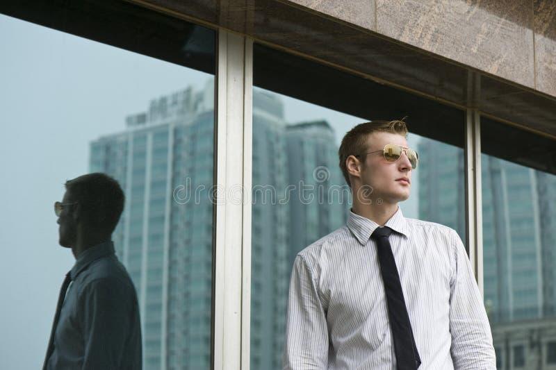 officeman 免版税库存照片