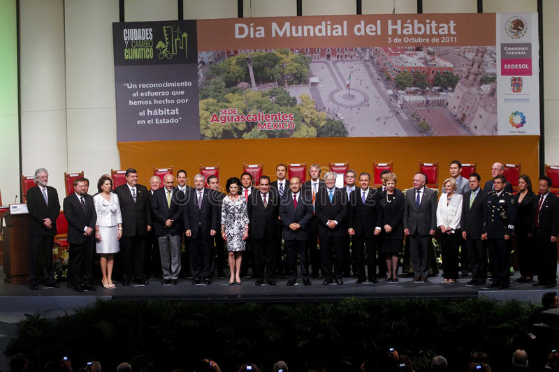 Download Official Photo Of The World Habitat Day Editorial Photo - Image: 21427256