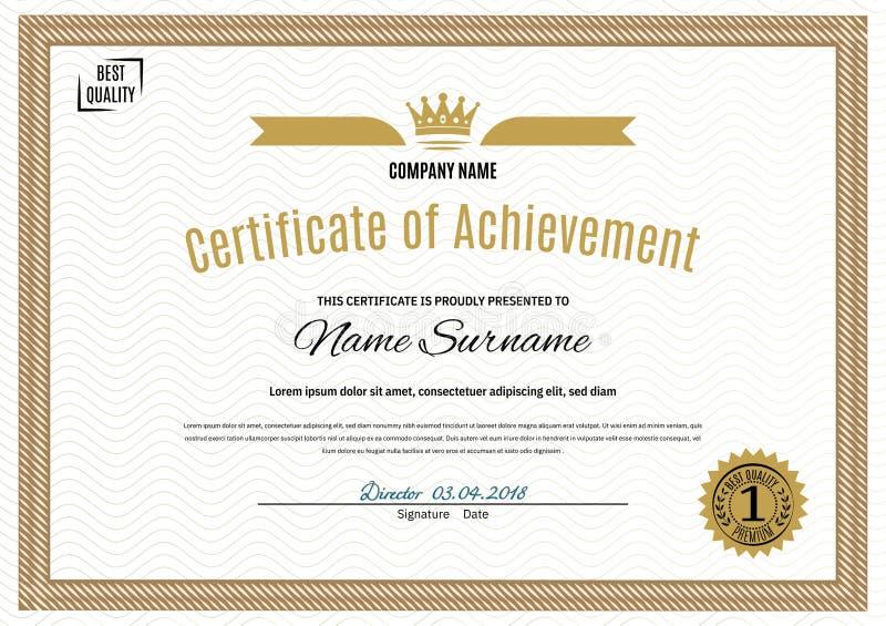 certificate official border blank simple a4 beige diploma award oficial blanco frontera vectores certificado formato