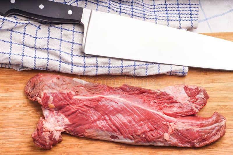 Offre accrochante, bifteck de cintre, onglet images libres de droits