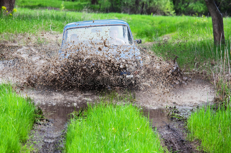 Offroad stock photography