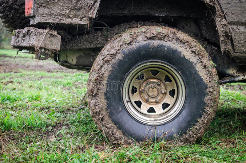 Offroad. An offroad all terrain vehicle stock photos