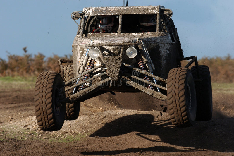 Offroad mud 01 royalty free stock photography
