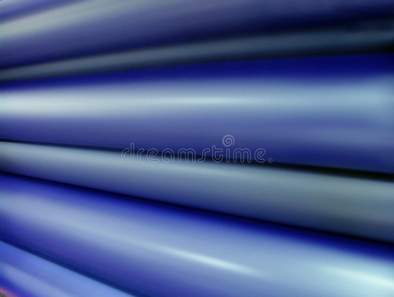 Offset rolls stock image