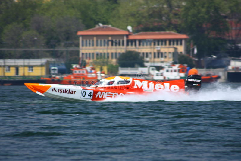 Download Offshore editorial stock photo. Image of race, boat, sports - 19704893