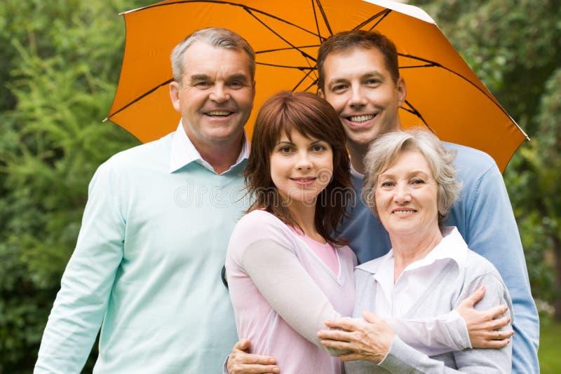 offsprings rodzice zdjęcia royalty free