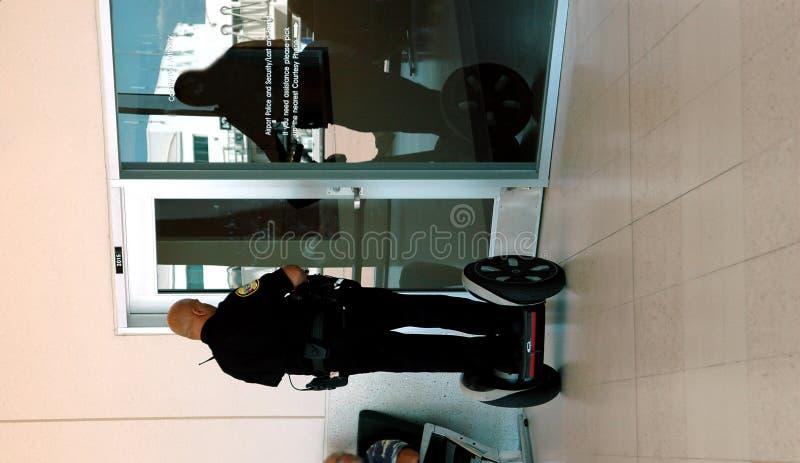 oficer ochrony zdjęcia stock