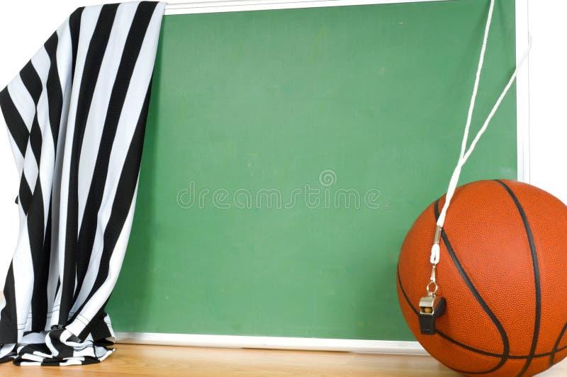 Oficial ou árbitro do jogo fotografia de stock royalty free