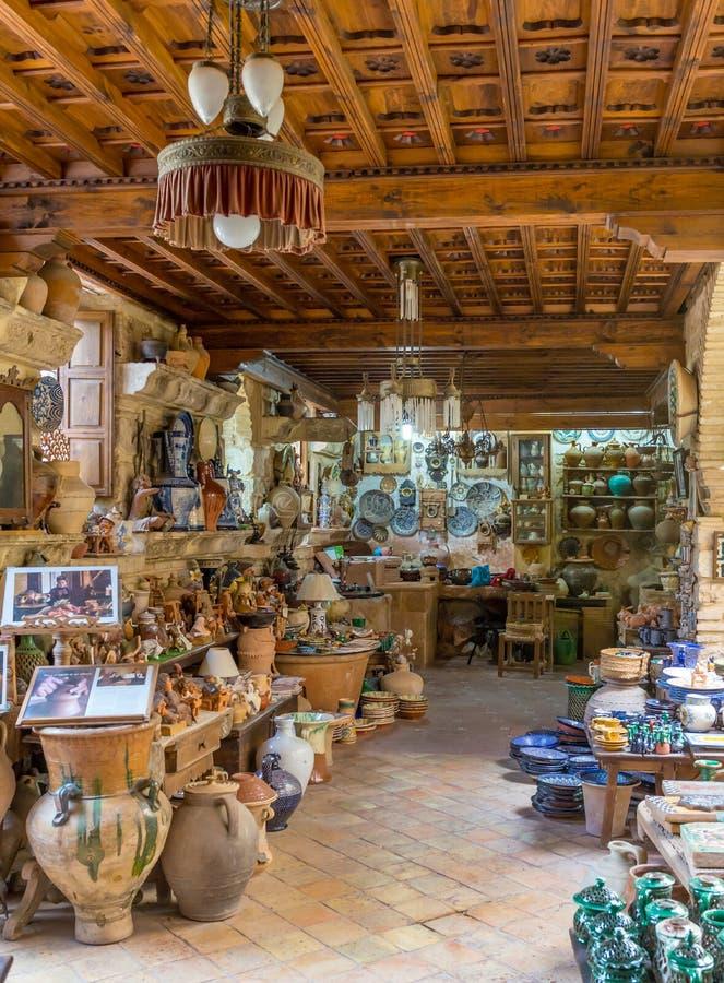 Oficina cerâmica foto de stock royalty free