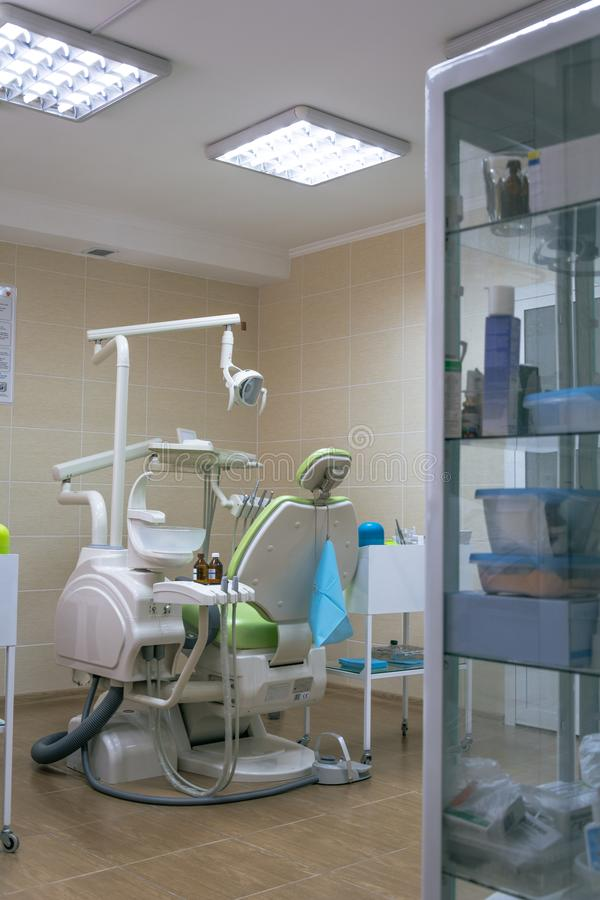 Oficina dental Oficina dental imágenes de archivo libres de regalías