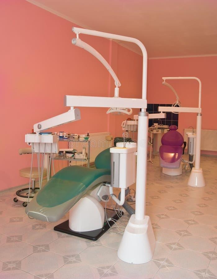 Oficina dental foto de archivo libre de regalías