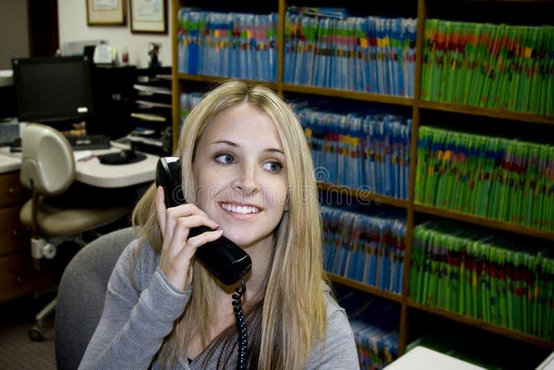 Oficina dental o médica fotografía de archivo libre de regalías