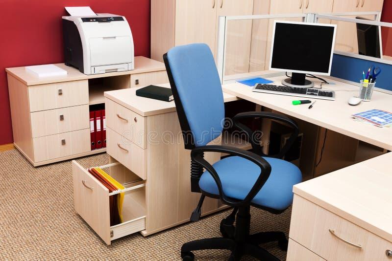 Oficina moderna imágenes de archivo libres de regalías