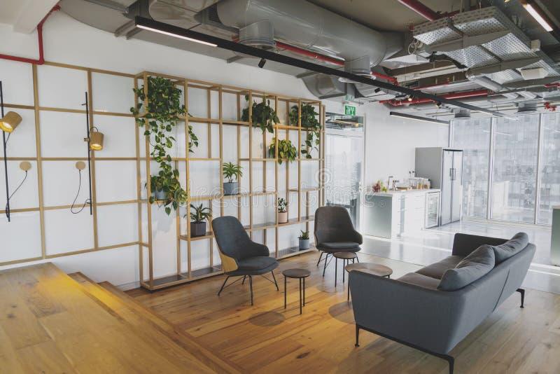 Oficina Tel Aviv, Israel de Google fotos de archivo libres de regalías