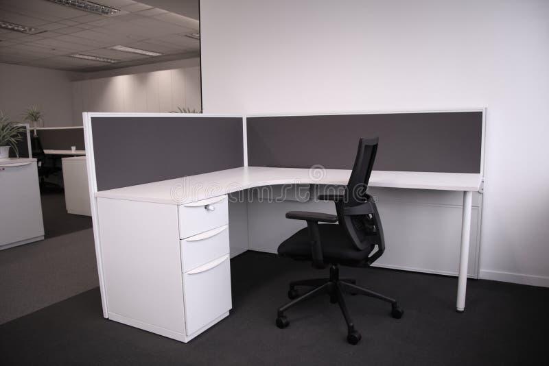 Oficina vacía fotografía de archivo