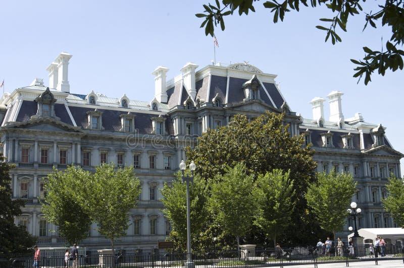 Oficinas del vice presidente imágenes de archivo libres de regalías